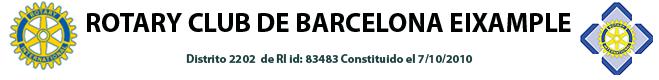 Rotary Club de Barcelona Eixample