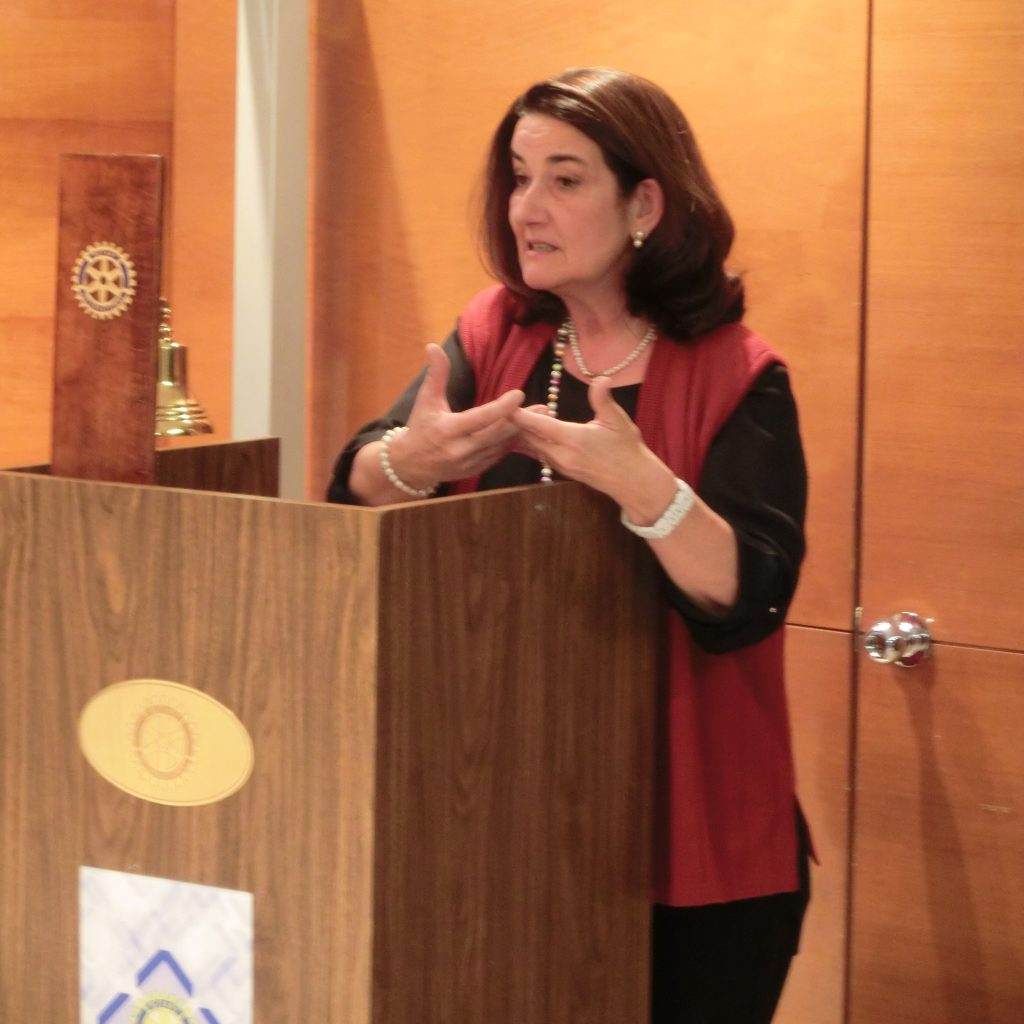 Presidenta De RC De Barcelona Eixample, Berta Rodriguez Callao
